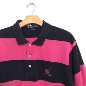 🔥Vintage Polo Ralph Lauren Collar Shirt Button Up